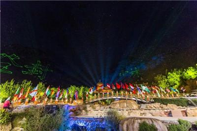 2019首届中国功夫春晚在《禅宗少林·音乐大典》举办
