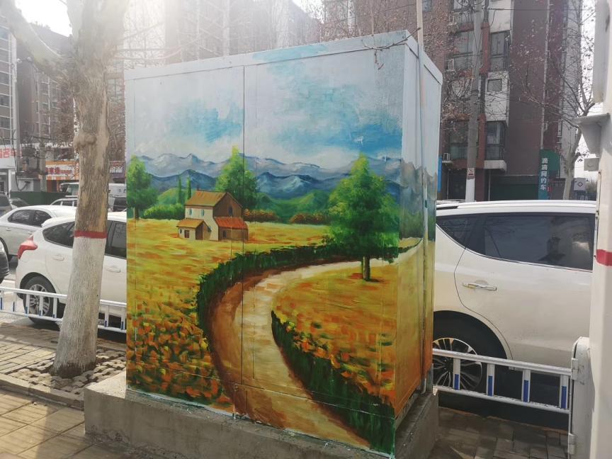 国基路街道:用绣花精神打造精品街,美化城市空间