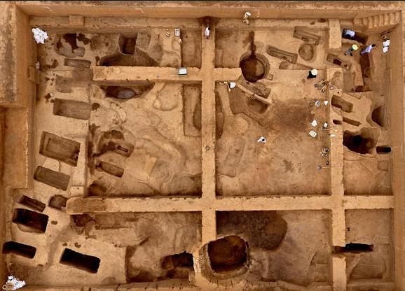 古代青铜器咋造的?谜团有望解开 首次明确发现商代铸铜工匠家族墓地