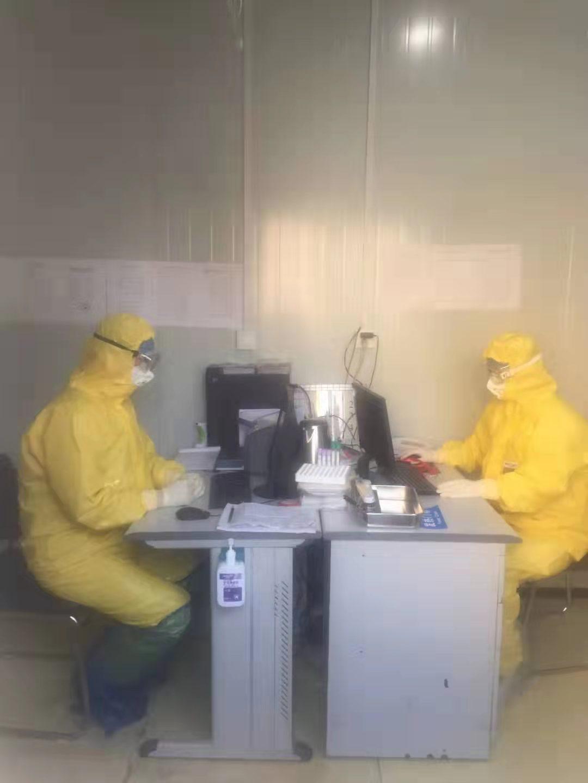 众志成城!郑煤集团总医院全力以赴共抗疫情