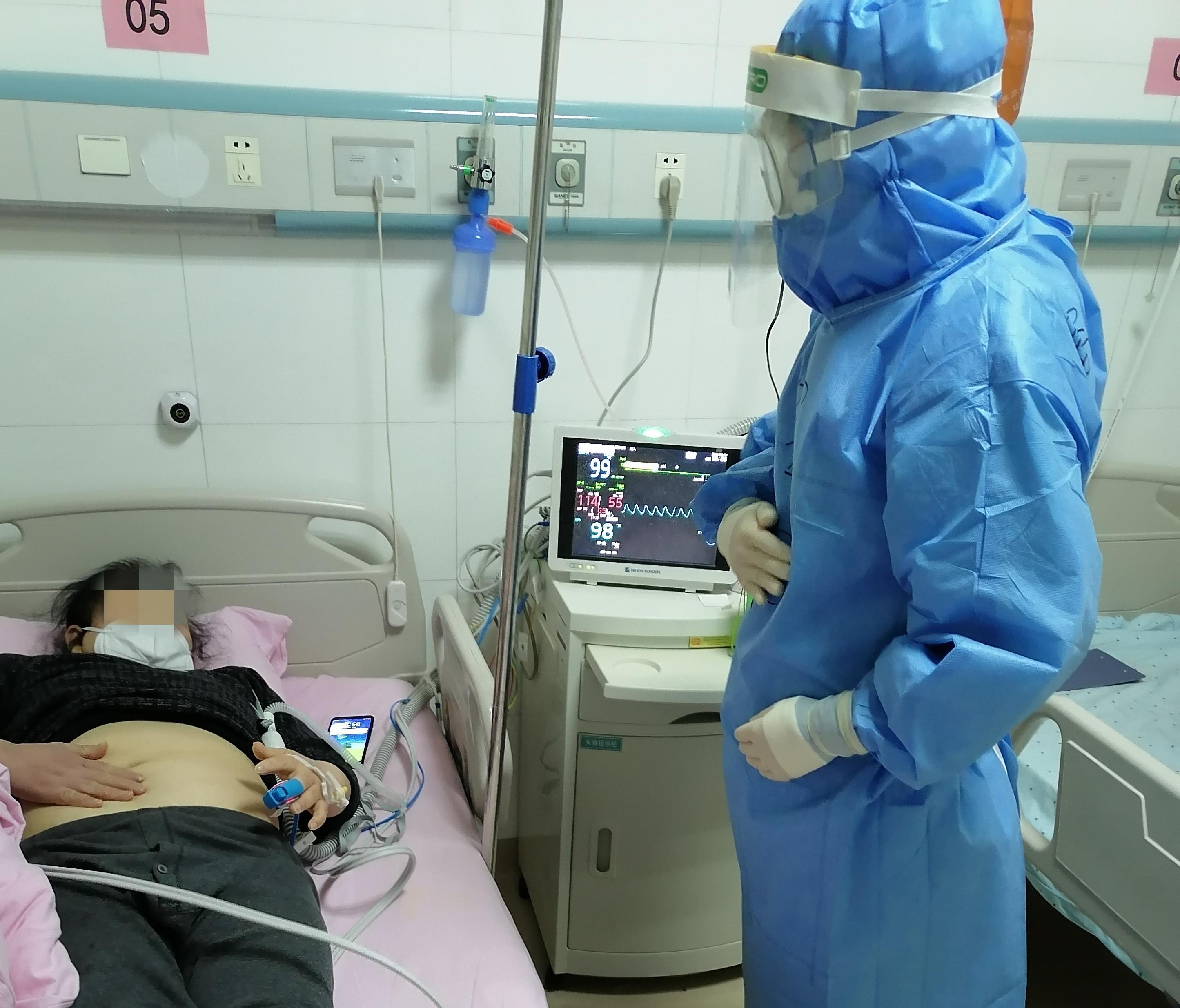 值班护士长_揭秘新冠肺炎救治中的中医特色疗法 - 河南一百度